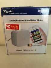 Brother P-Touch Cube Smartphone Label Maker Bluetooth Wireless Technology for &