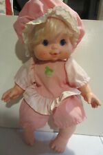Vintage Strawberry Shortcake  Baby Needs A Name Blows Kisses RARE