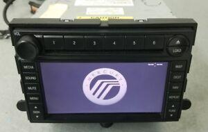 2008 Ford Escape Mercury Mariner Radio 6 CD Player & Navigation 8L8T-18K931-AF