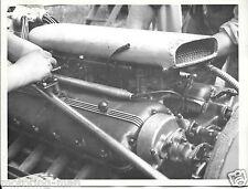 FERRARI 375 F1 V12 ENGINE 4.5 LITRE LARGE PERIOD PRESS PHOTOGRAPH LAMPREDI PIC 3