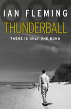Thunderball (Vintage) di Ian Fleming Libro Tascabile 9780099577997 Nuovo
