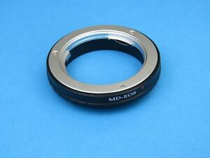 MD-EOS Lens Adapter Ring for Sony Minolta Lens to Canon EOS EF EF-S Mount Camera