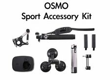 DJI Osmo Sport Accessory Kit - Car Base Bike Tripod Battery Stick Accessories