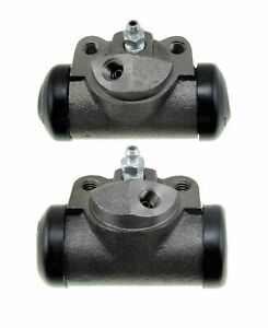 🔥Dorman Pair Set of 2 Rear Drum Brake Wheel Cylinders for Dodge🔥