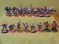 IMPERIAL GUARD ROGUE TRADER ERA MODELS - MANY TO CHOOSE FROM