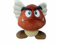 "Super Mario Bros Plush Toy Fly Goomba Wing 6"" Cuddly Stuffed Animal Xmas Gift"