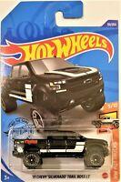 Hot Wheels - 2020 HW Hot Trucks 5/10 '19 Chevy Silverado Trail Boss LT (BBGHF49)