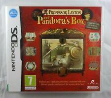 Professor Layton and the Pandora's Box - DS