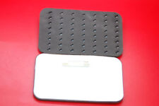 2x High Density Foam Fly Patch with Safety pin, Fly Drying Patch, 11x7cm