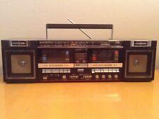 Vintage Boombox JVC Radio Am/Fm 1980s Boom Box PC-R88J Line In AUX