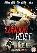 LONDON HEIST (DVD) (New)