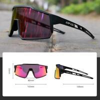 2021 polarisierte Radfahren Brille Fahrrad Brille Fahren Sonnenbrille UV400 P3B3
