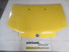 FIAT PUNTO 1.2 BENZ 3P 6M 59KW (1999) RICAMBIO COFANO ANTERIORE AMMACCATO (VEDI