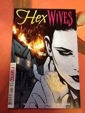 Hex Wives #1 Vertigo Vf/Nm 9.0 (Cb2822)