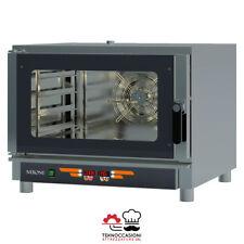 Forno 4 teglie convenzione - vapore digitale elettrico gastronomia ristorante
