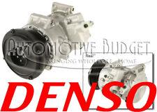 A/C Compressor w/Clutch Lexus GS460 IS F LS460 - NEW OEM