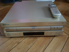 Pioneer DVL 919 PAL/NTSC Laserdisc Player Remote Control LD CDV CD AutoReverse