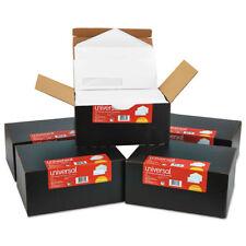 UNIVERSAL Window Business Envelope #10 4 1/8 x 9 1/2 250/Box 36322
