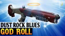 Destiny 2 Dust Rock Blues shotgun farm 1 hour  (PS4 only)