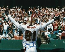 Terrell Owens Autographed Signed 8x10 Photo ( HOF 49ers ) REPRINT