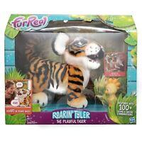 NEW! Hasbro FurReal ROARIN' TYLER The Playful Tiger Interactive Plush Toy NIB