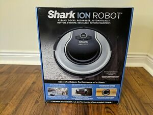 New Shark Ion Robot RV700C Robotic Smart Vacuum Cleaner with Remote RV700