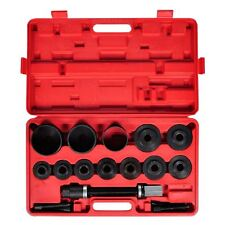 20-Piece Wheel Drive Bearing Removal Adapter Puller Pulley Tool Kit w/ Case