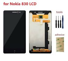 For Nokia Lumia 830 LCD Display Front Touch Screen Digitizer Assembly