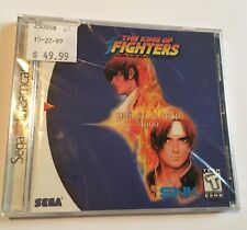 King of Fighters: Dream Match 1999 (Sega Dreamcast, 1999) Brand New. Sealed.