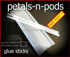 HOBBY Hot Melt Glue Gun Sticks 30cm x 1.1cm LARGE x 5