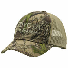 Toyota Racing Franklin True Timber Camo Cotton/Polyester Mesh Hat