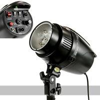 Lusana Studio High Quality Photo Studio Flash/Strobe Light Holder 180Watts