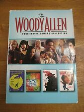 The Woody Allen Four Movie Comedy Collection (DVD, 2004, 4-Disc Set)