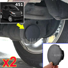 For 08-14 Benz Smart 451 Fortwo Rear Waterproof Tail Pipe Cover Exhaust Trim Cap