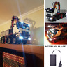 LED Light Kit ONLY For LEGO 42043 Mercedes-Benz Arocs 3245 Truck Lighting Bricks