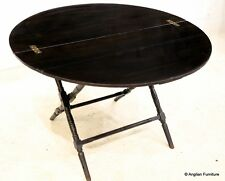 Antique Campaign Folding Table FREE Nationwide Delivery