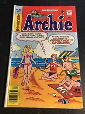 Archie#265 Awesome Condition 7.5(1977) Betty Bikini Cover!!