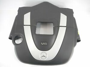06 07 Mercedes Benz R350 Air Cleaner Box Engine Cover Assembly OEM ML350 GL450