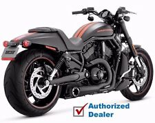 Vance & Hines Indy Competition Series 2-Into-1 Exhaust Pipe Harley V-Rod 02-2017