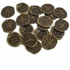 50 - Widow's Mite Coins Reproduction Antique Bronze Bags of 50