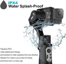 Hohem GoPro Gimbal Stabilizer, iSteady Pro 3 Splash-Proof  3-Axis Handheld