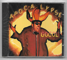 RARE CD / GOGOL - APOCALYPSE / NEUF SOUS CELLO - PULSE PROD 7760200