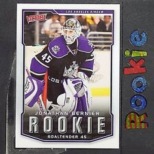JONATHAN BERNIER  RC  2007/08  UD  Victory  ROOKIE  #315  Los Angeles Kings