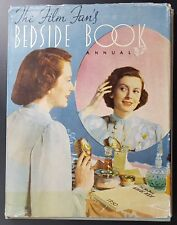 The Film Fans Bedside Book Annual, NO. 2, 1950 HB With DJ