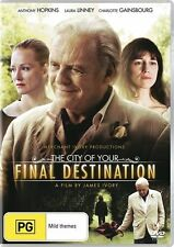 The City Of Your Final Destination (DVD, 2011)EX RENTAL I CAN POST DISC CASE AND