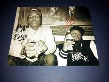 "A$AP ROCKY & SCHOOLBOY Q SIGNED AUTOGRAPHED REPRO 10""X8"" PHOTO PP HIPHOP ASAP"