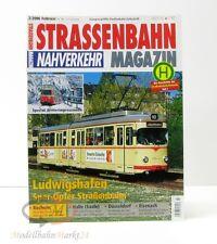 STRASSENBAHN MAGAZIN Nahverkehr 2/2006 Februar Ludwigshafen GeraMond