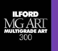 Ilford MG ART 300 B&W FB Paper  7 x 9.5 inch (17.8 x 24cm) 50 sheets