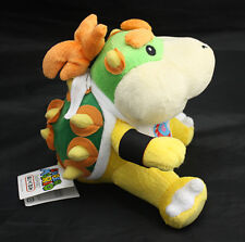 Super Mario Brothers Bowser Koopa Jr. Junior Soft Doll Plushie small size baby