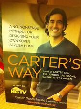 "Carter's Way ""as seen on Hgtv"""